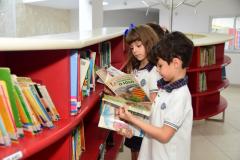 Biblioteca Infinito Fundamental I