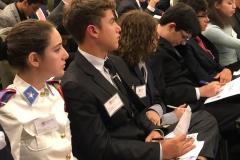 30/01: Alunos Da Vinci em seus respectivos comitês no Harvard Model United Nations 2020