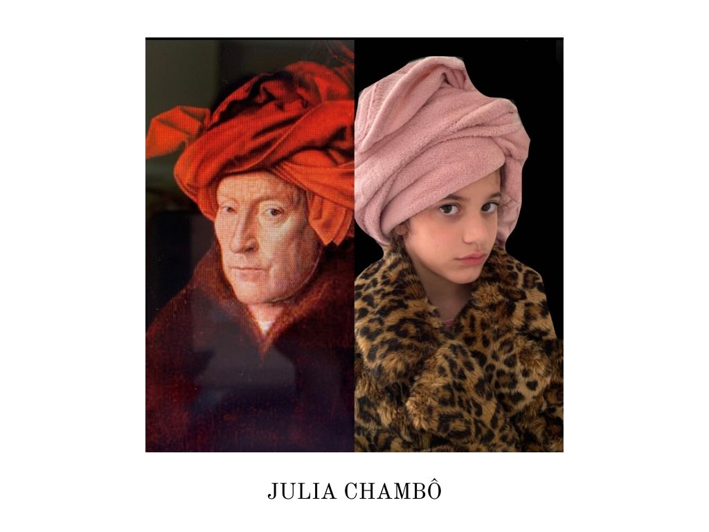 JULIA CHAMBÔ
